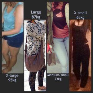 Ned i vekt til sommeren?