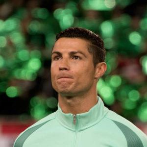 Hvordan bli like god som Ronaldo
